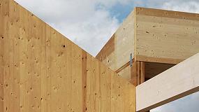 Foto de Madera Construcción Sostenible participa en Asturforesta