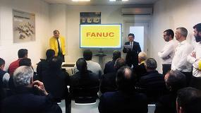 Foto de FANUC abre sus puertas para mostrar hasta dónde alcanzan sus centros Robodrill y Robocut