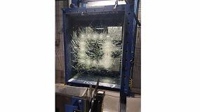 Foto de Cerviglas obtiene la certificación P8B para su vidrio laminado Cervilam
