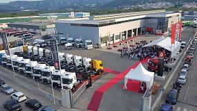 Foto de Renault Trucks inaugura un nuevo punto de red en Valencia