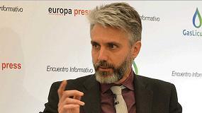 Foto de Xavier Martínez, nuevo presidente de GasLicuado