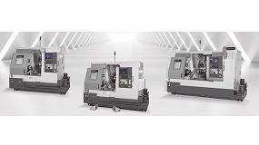 Foto de La capacidad productiva de CMZ le permite ofrecer tornos CNC para entrega inmediata
