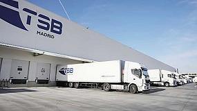 Foto de TSB inaugura nueva planta en Madrid con una inversión de 15,5 millones de euros