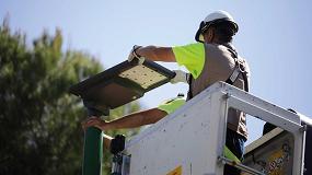 Foto de Sevilla mejora la seguridad de los visitantes del Parque Infanta Elena con las farolas solares de Signify
