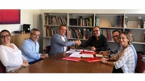 Foto de Canon firma un acuerdo con el Colegio Oficial de Arquitectos de la Comunidad Valenciana