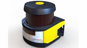 Foto de Navegar con fiabilidad con el escáner láser de seguridad Leuze RSL 400