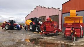 Foto de Farming Agrícola presenta las novedades de Teagle