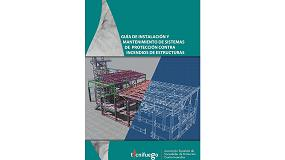 Foto de Tecnifuego pone a disposición de todos los profesionales una nueva Guía de protección de estructuras