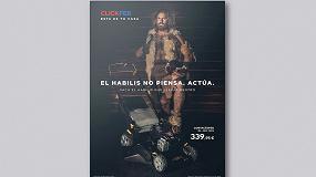 Foto de Clickfer presenta su nueva campaña 'El habilis no piensa. Actúa'
