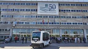 """Foto de Tecnología española para el """"primer vehículo de nivel 5 de autonomía en el mundo"""""""