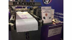 Foto de Eurecat adapta la tecnología 'Blackbelt 3D-Textil' para imprimir en 3D longitudes infinitas de textiles