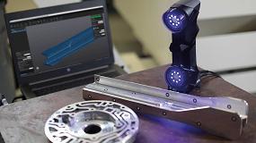 Foto de Creaform mostrará sus últimas innovaciones en escaneado 3D para la industria metalúrgica en EMO 2019