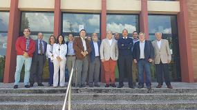 Foto de La AEI Tèxtils celebra su Asamblea General en la sede del Intexter