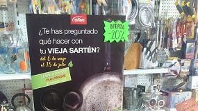Foto de Inoxibar impulsa el reciclaje de sartenes con más de 70 puntos de recogida