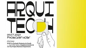 Foto de Barcelona acogerá la última jornada de ArquiTech sobre protección solar