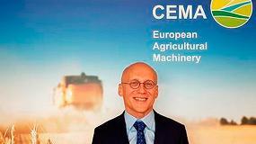 Foto de Christophe Tissier, nuevo asesor técnico de CEMA