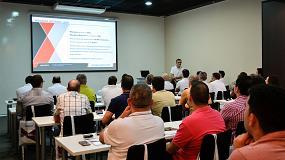 Foto de Mitsubishi Materials comparte conocimientos en un seminario técnico en Valencia