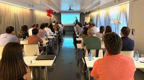 Foto de Éxito del seminario de Protego sobre seguridad en Barcelona