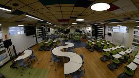 Foto de La Universidad Complutense de Madrid y HP crean 'La Hiperaula'