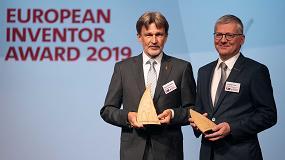 Foto de Erema recibe el Premio al Inventor Europeo 2019