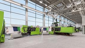 Foto de Engel inaugura un nuevo centro tecnológico que convierte la fábrica inteligente en una experiencia real