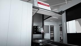 Foto de Juaristi presenta en la EMO un nuevo centro multitasking de alta productividad y la nueva gama de cabezales universales 5 ejes