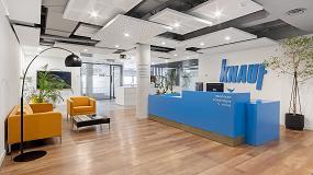 Foto de Axis Arquitectura finaliza el proyecto de diseño y construcción de la nueva sede de Knauf en España