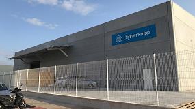 Foto de thyssenkrupp Plastic Ibérica inaugura sus nuevas instalaciones de films en Massalfassar