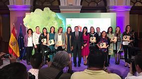 Foto de Convocados los Premios de Excelencia a la Innovación para Mujeres Rurales 2019
