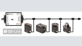 Foto de Gimatic presenta la tecnología IO-link, una interfaz para conectar su gama de pinzas mecatrónicas
