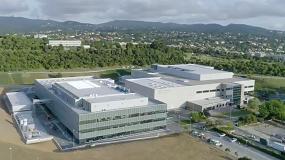 Foto de TechnipFMC finaliza la construcción de la nueva planta de Boehringer Ingelheim Respimat en España