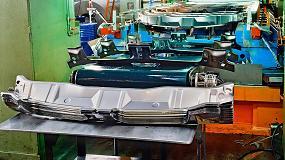 Foto de Una plataforma europea de I+D impulsará la competitividad de la industria del conformado de chapa metálica