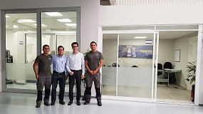 Foto de Innova Maquinaria, fabricante valenciano referente mundial en la tecnología de embalaje Stretch Hood, abre su delegación en México