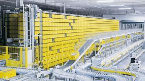 Foto de SSI Schaefer construye el nuevo centro de distribución de Suning en el este de China