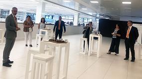 Foto de Hoffmann Iberia muestra sus instalaciones en el centro de formación Motor & Sport Institute
