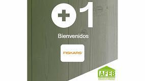 Foto de Fiskars, último socio incorporado en AFEB