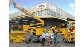 Foto de El brazo eléctrico HA20 LE PRO de Haulotte entra con fuerza en el mercado alemán