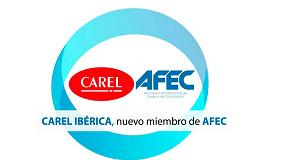 Foto de Carel, nuevo socio de Afec