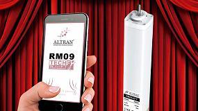 Foto de Altran presenta sus sistemas motorizados para cortinas con Wifi