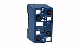 Foto de El esclavo ASi-5/Maestro IO-Link integra de forma fácil sensores y actuadores inteligentes