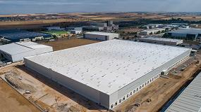 dcccaf5b788 Foto de ICC promueve un nuevo espacio logístico de 52.000 metros cuadrados  en Meco