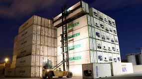 Foto de Depot Zona Franca certifica la BioSeguridad de los contenedores reefer