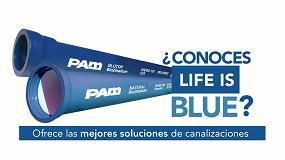 Foto de Life is Blue: innovación marca PAM en compromiso con la Economía Circular