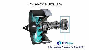 Foto de ITP Aero y CTA completan con éxito las primeras pruebas aerodinámicas de la turbina del UltraFan de Rolls-Royce