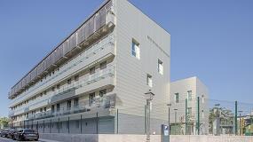 Foto de Knauf Insulation en el Hospital Fraternidad-Muprespa, uno de los cuatro más sostenibles del mundo