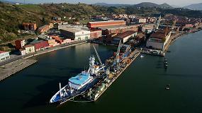 Foto de El constructor naval privado Astilleros de Murueta elige un nuevo software ERP