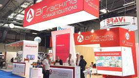 Foto de AR Racking confirma su participación en IMHX