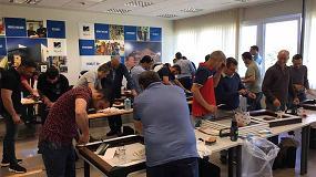 Foto de Rehau organiza un curso formativo de reparación de ventanas