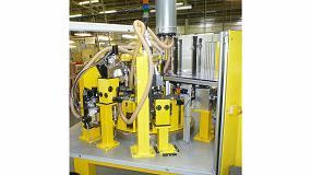 Foto de La tecnología de control y accionamiento de Yaskawa aumenta un 50% la productividad de Metrie Spol