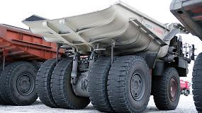 Foto de La nueva caja de camión Metso muestra sus virtudes en la mina de Terrafame en Sotkamo (Finlandia)